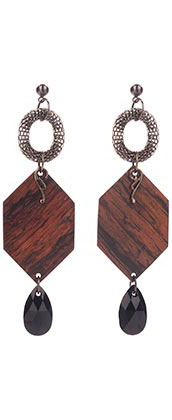 Courtney Earrings Fluttuo Made Once Only Traugott Collection Jewel
