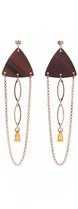 Joni Earrings Fluttuo Made Once Only Traugott Collection Jewel